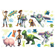 Toy Story - Glow in the Dark Wall Sticker, , large