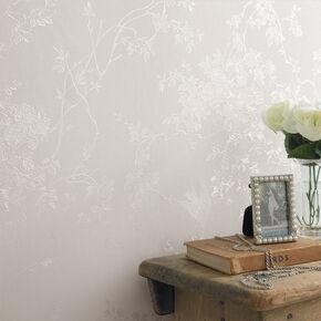 Spring Blossom White Shimmer, , large