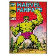 Hulk Bedruckte Leinwand, , large