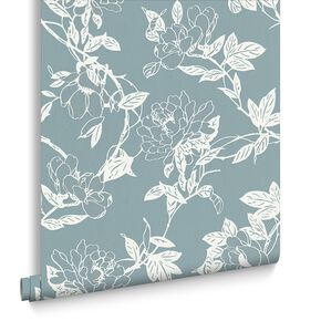 Jiao Blue Wallpaper, , large
