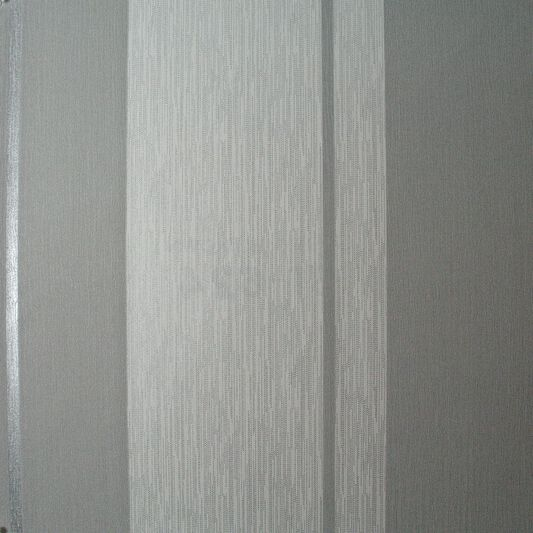 Mai White and Grey Wallpaper, , large