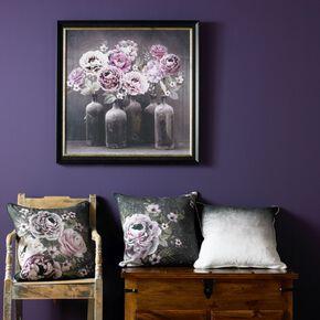 Bloom Floral Framed Art, , large