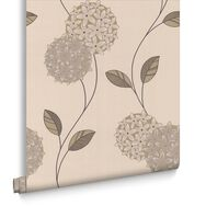 Pippa Cream and Stone Wallpaper, , large
