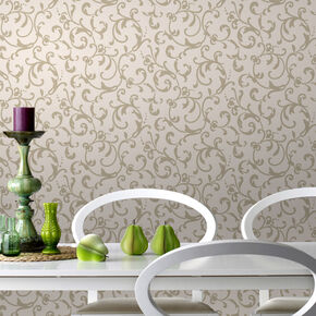 Enchantment Buttermilk Wallpaper, , large