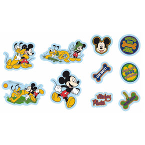 Mickey Mini Foam Elements 10pcs, , large