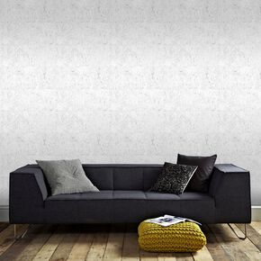 Light Grey Cork Wallpaper, , large