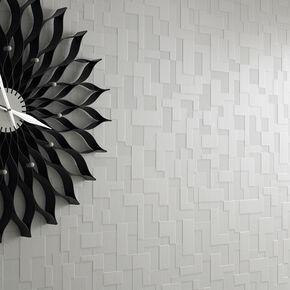 Checker White Wallpaper, , large