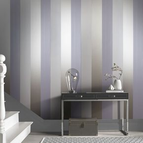 Figaro Lavender Wallpaper, , large