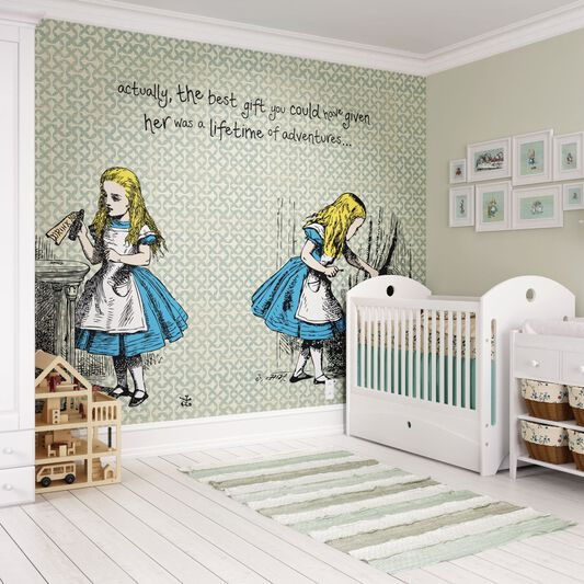 Lifetime of Adventures Wall Mural, , large