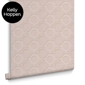Enigma Taupe Wallpaper, , large