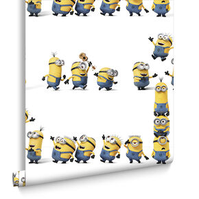 Minions Wallpaper, , large