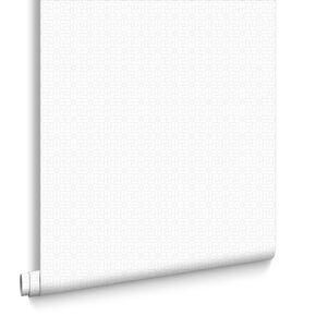 Salizzada White Wallpaper, , large