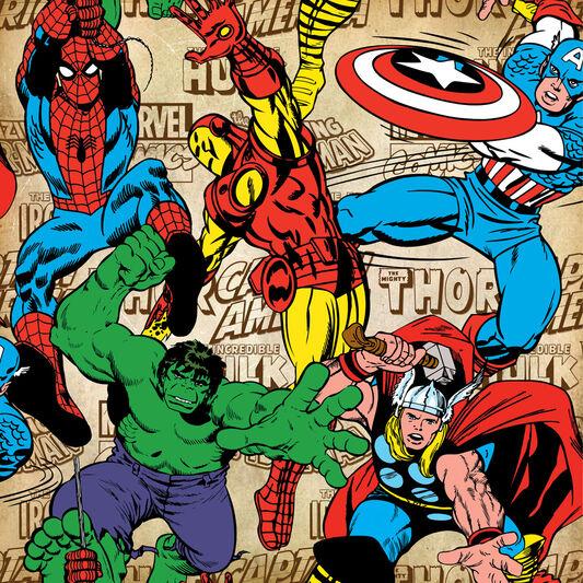 Superhero wallpaper marvel comic wallpaper graham brown - Avengers superhero wallpaper ...