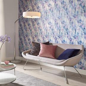 Aura Aquamarine Wallpaper, , large