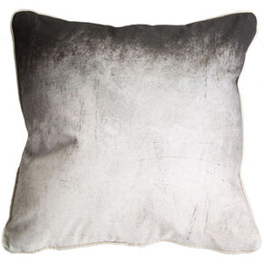 Black Ombre  Cushion, , large