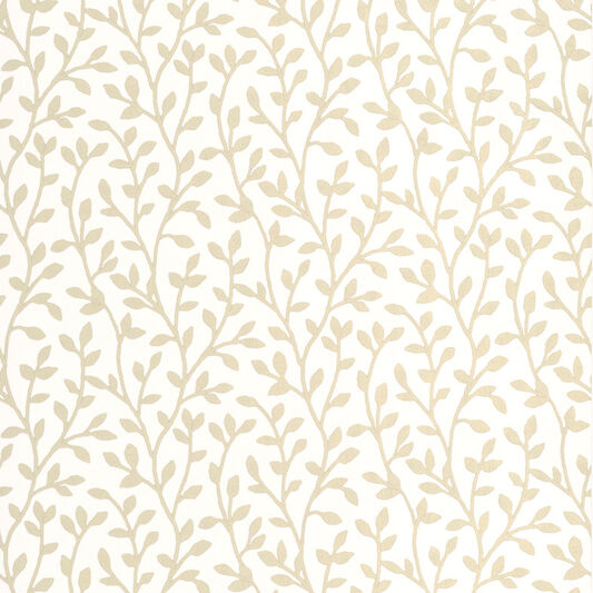 Boho Green Wallpaper, , large
