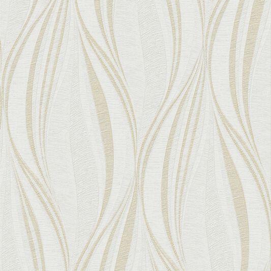 Tango Ivory Wallpaper, , large