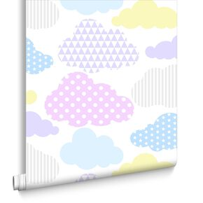Marshmallow Clouds, , large