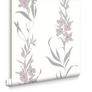 Jardin Lavender Wallpaper, , large