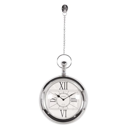 Wonderland Hanging Pocket Watch Wall Clock Grahambrownuk