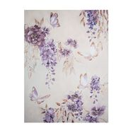 Butterfly Bloom Printed Canvas, , large