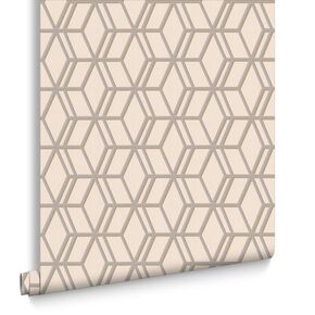 Ling Cream Wallpaper, , large