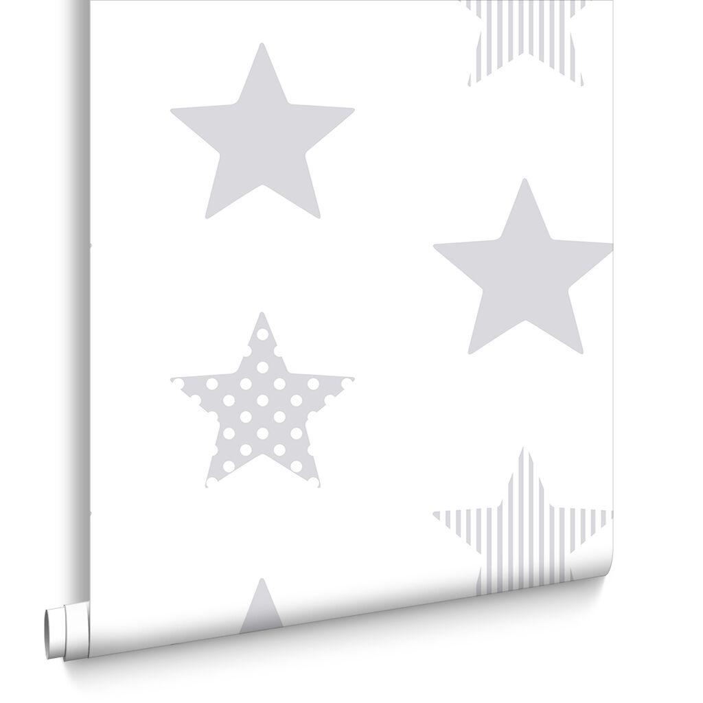 superstar silver wallpaper metallic wallpaper graham. Black Bedroom Furniture Sets. Home Design Ideas