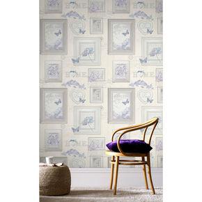 Vintage Frames Wallpaper, , large