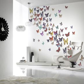 Release The Butterflies Mural, , large