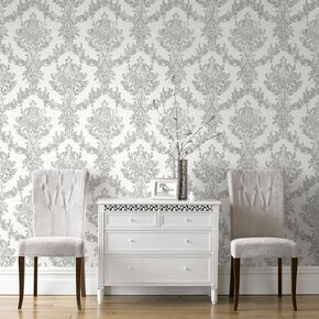 Damask Wall Paper damask wallpaper | wallpaper modern design