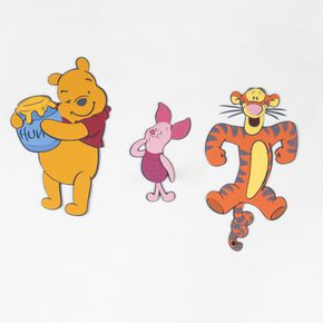 3 pcs Winnie the Pooh Foam Elements, , large