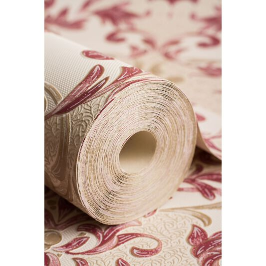 Abigail Ruby Wallpaper, , large