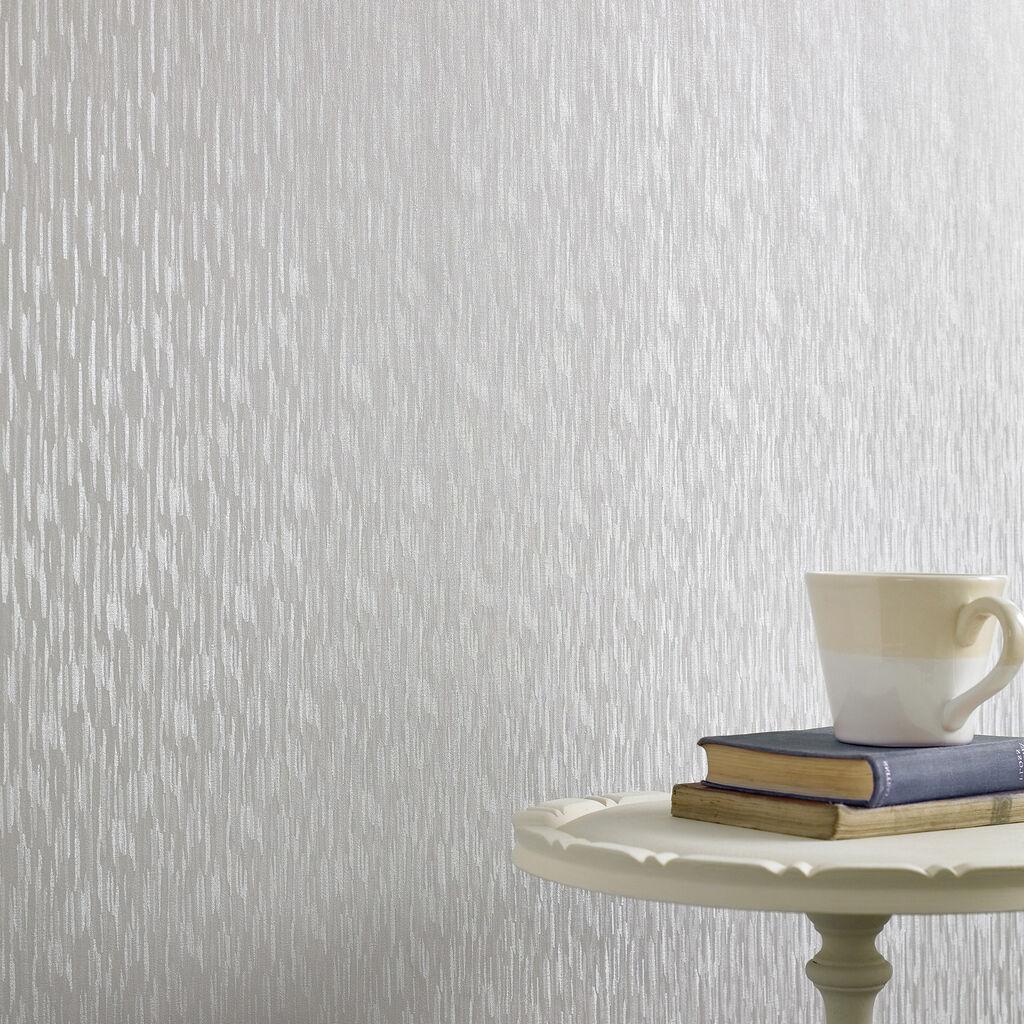 silken stria silver mist wallpaper graham brown. Black Bedroom Furniture Sets. Home Design Ideas