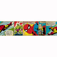 Frise Bande dessinée Marvel, , large