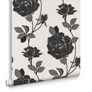 Rosey Black et White, , large