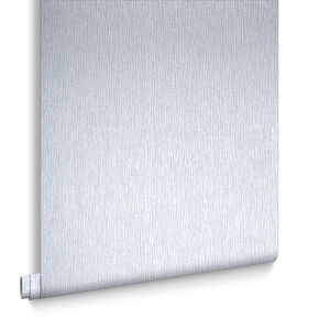 Shimmer Silver Behang, , large