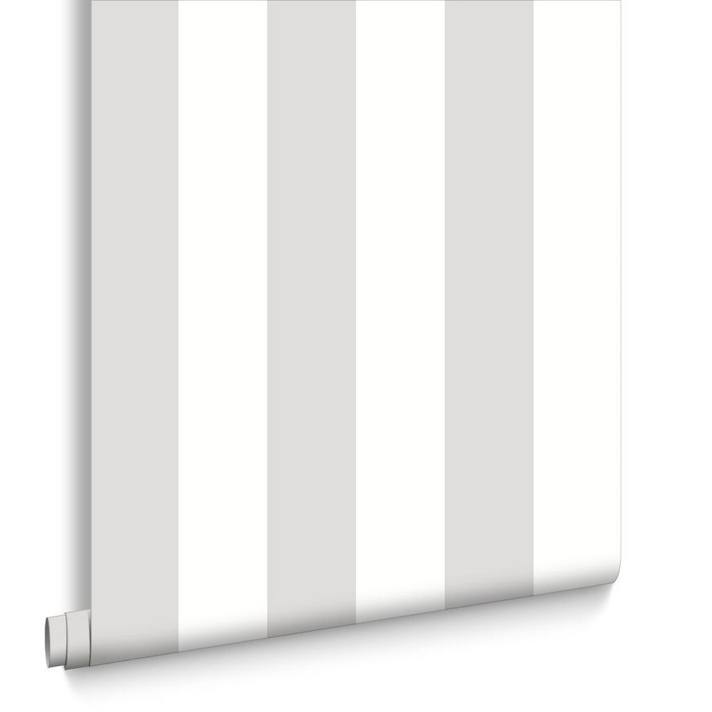 sparkle stripe white and silver wallpaper grahambrownuk