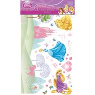 Princess Static Window Stickers, , large