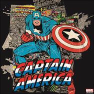 Captain America, , large