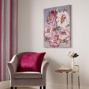 Chelsea Blooms Canvas, , large