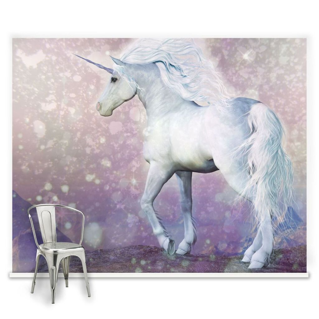 pop art graffiti wall murals graham brown magical unicorn mural large