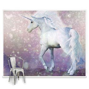 Fotobehang Magical Unicorn, , large