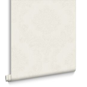 Dynasty White Wallpaper, , large