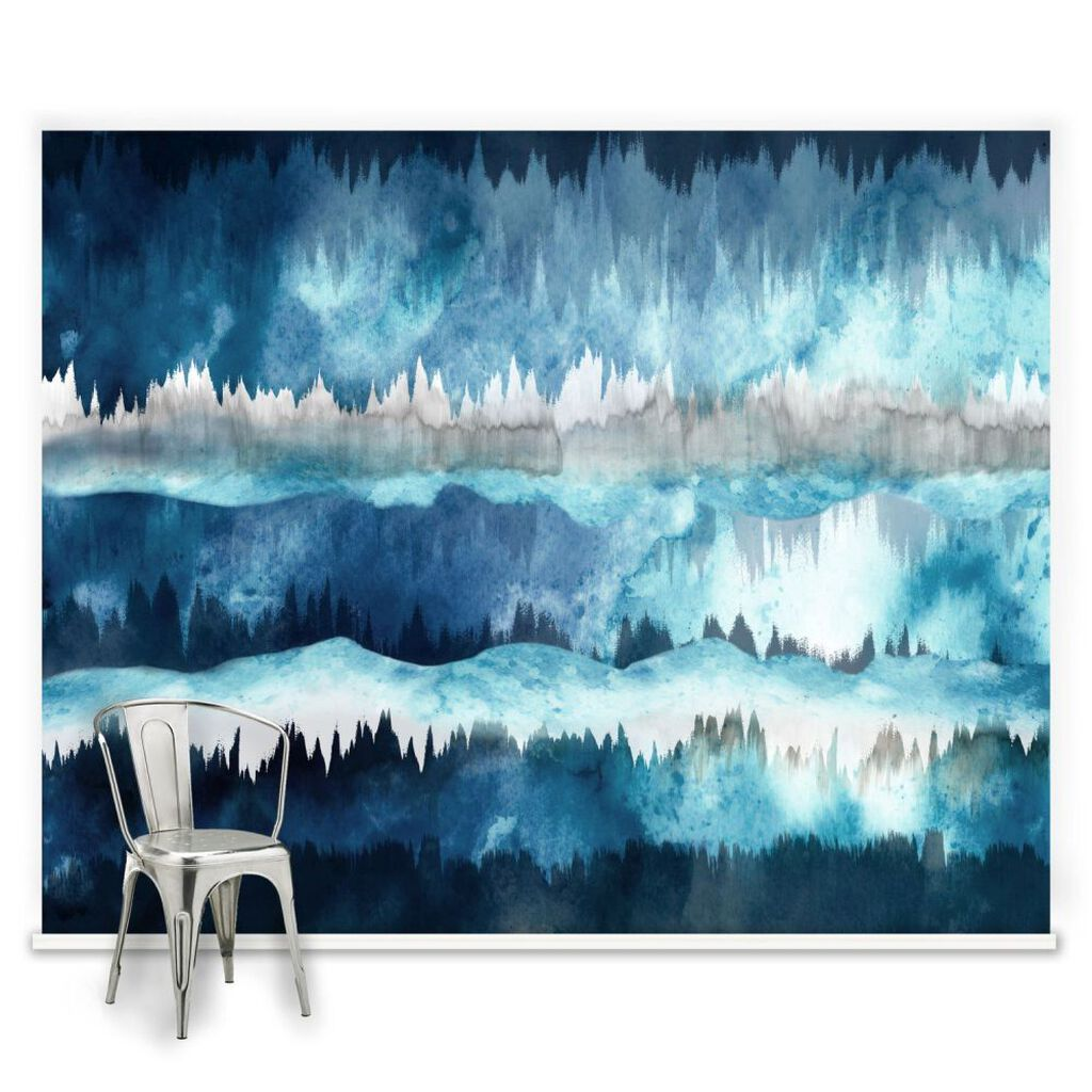 Wall murals featured mural wallpaper graham brown couture the horizon mural amipublicfo Choice Image