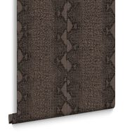 Snake Brown Wallpaper, , large