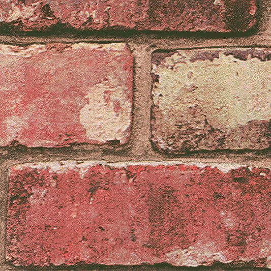 Red Brick Wallpaper, , large