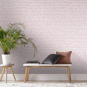 Dots Pink Wallpaper, , large