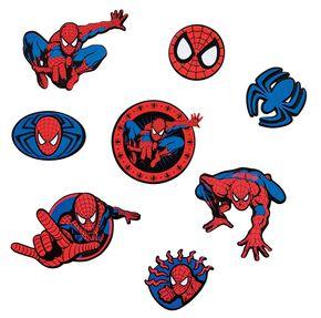 Spiderman Mini schuimelementen 24 st, , large