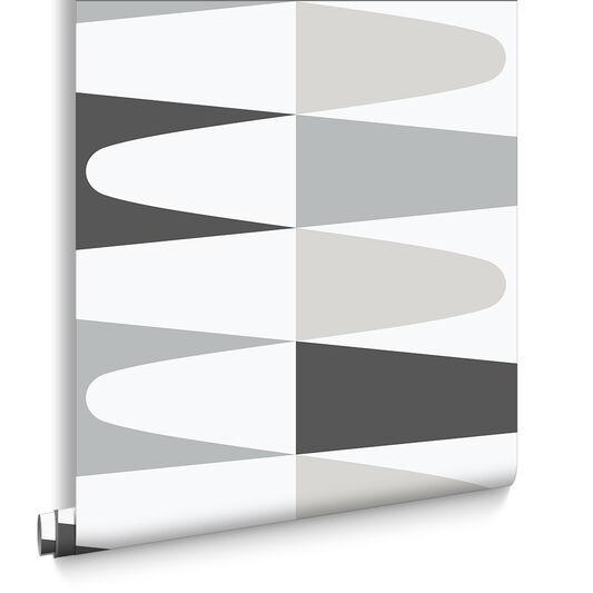 Carnival Grey Wallpaper, , large