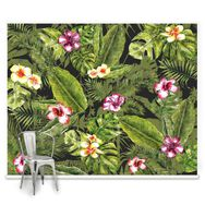 Couture Jungle Flora Mural, , large